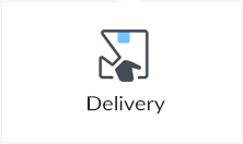 BG sms for delivery service