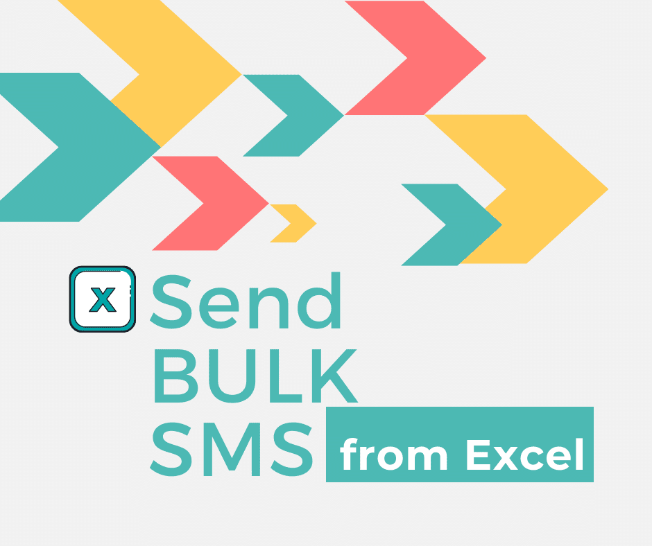 Send Bulk Sms from Excel 1