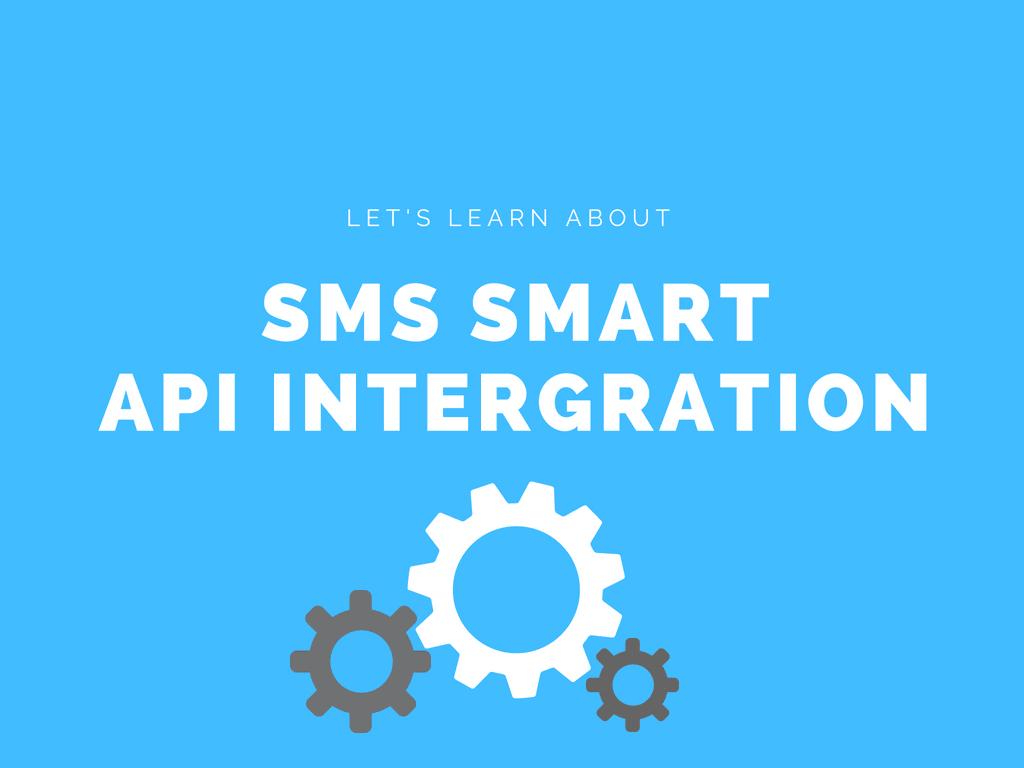sms smart api integration